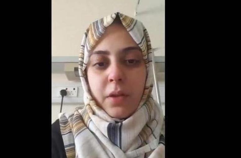 فيديو .. مصرية مصابة بالفيروس التاجي تقول باكية : لا ترتكبوا غلطتي
