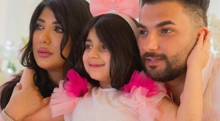 أحمد العنزي يصرح طليقتي رمت ابنتها في الشارع