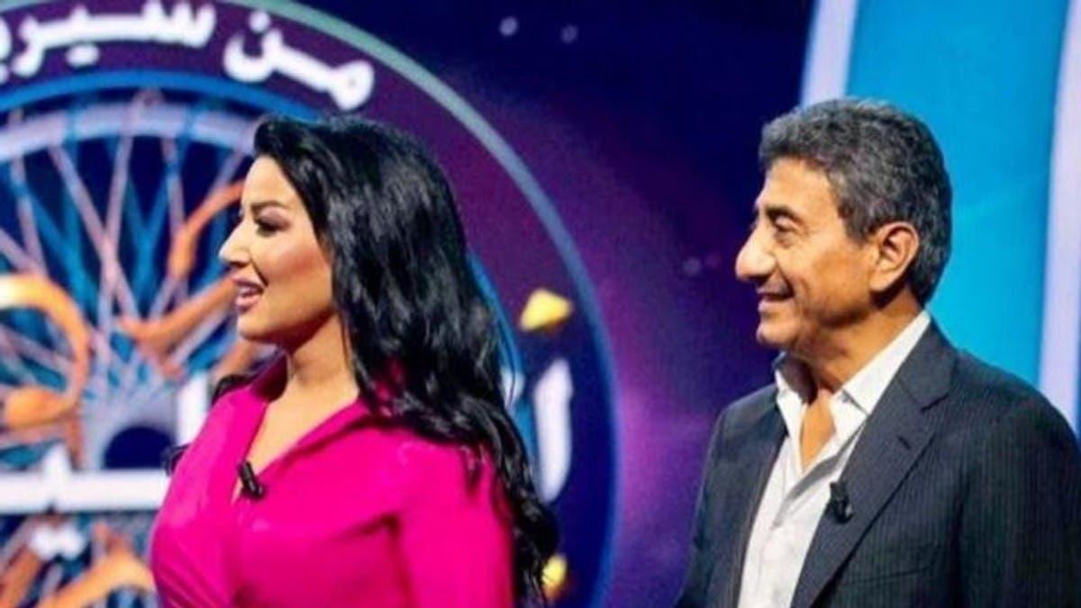 الفنانة المصرية سمية الخشاب تفوز بمليون ريال سعودي في برنامج من سيربح المليون