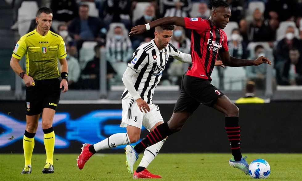 فريق نادي يوفنتوس للمرة الرابعة في تاريخه يحقق رقم سلبي بالدوري الإيطالي