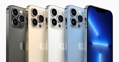 كيفية استخدام أنماط التصوير والتبديل بينها في iPhone 13