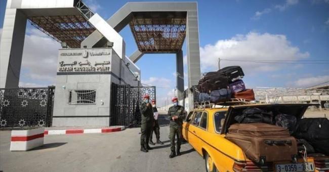 الداخلية بغزة تنشر كشف تنسيقات مصرية للسفر عبر معبر رفح ليوم غدٍ الأحد
