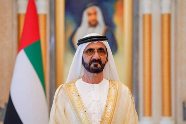 """محمد بن راشد: """"إكسبو دبي"""" يمثل قمة الإنجاز الوطني والثقة العالمية"""